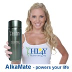 AlkaMate Portable Bottled Alkaline Water